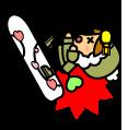 千葉吉胤妙星先生の施術報告(スノボーでむち打ち)
