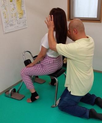 脳脊髄液の流れをよくする頸椎調整