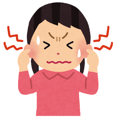 「耳鳴り」は頭蓋骨調整で改善!