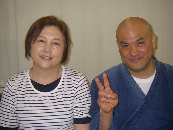 今までの整体で満足出来ていない方におすすめです。 吉田陽子さん(65才、府中市八幡町在住)