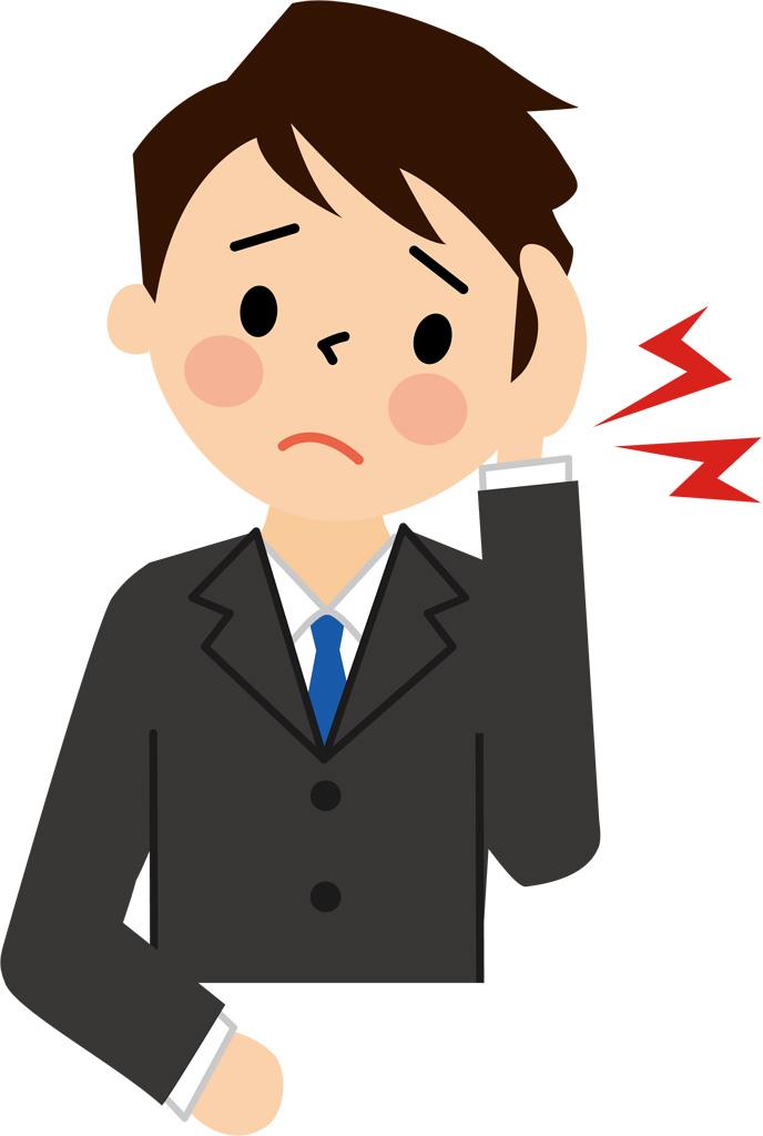 Mさんの頭痛と首の痛みの根本原因(頭蓋骨、第一頸椎のゆがみ)