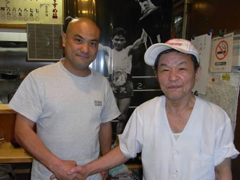伝説のキックボクサー、大沢昇先生との思い出
