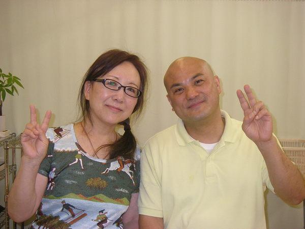 今後の人生を変えるほどの頼れる先生に出会うことができたと感謝しています。