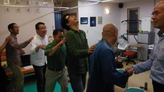 第15回妙見活法 府中研鑽会を開催しました。